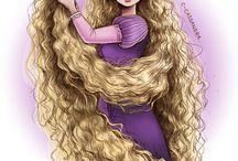 Rapunzel_Ariel