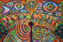 Participatory Visions / Visionary Art Exhibition by Vedava & Gatekeeper www.hydrozen.info