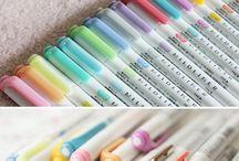Pens and Stuff