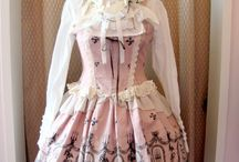 Love Lolita / Lolita Fashion / by Camille Berg