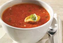 soups / by Nicole Ellis