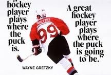 For the love of hockey / by Kristy Thomas