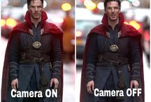 Benedict cumberbatch / doctor strange/sherlock holmes