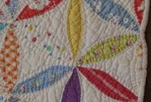 quilts and old stuff / by Roxanne Kaelin