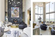 Interiors by Kelly Wearstler