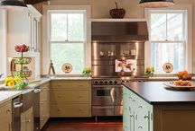 Farmhouse Style / Farmhouse style custom cabinetry by Crown Point