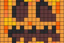 HamaBeads Pattern & Texture