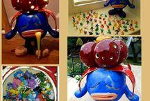 Friga ceramics / art ceramics from Czech Republic