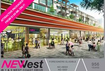 "NEWest West Coast / NEWest West Coast Drive by Oxley is a unique 999 years leasehold Mixed Development. It consists of 12-storey Residential and Commercial shops with a gross floor areas of 165,000 sqft. Discover why investors from around the world are flocking to Singapore's Commercial Space. SMS ""NW"" to +65 91898321 for Price List."