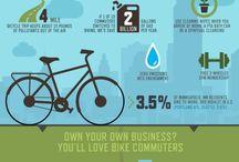 Ride a bike / by Jenna Hayward