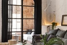Small industrial apartment ideas