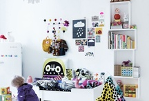 Caed and Ollie's room!