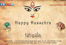 Happy Dusshera / tatiwalas-soul jewellery....