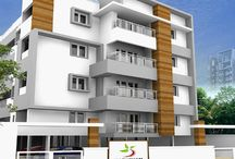 Marutham Hillside / Style, class and elegance are the traits that are visible in every corner of this apartments.