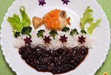 comidas criativas