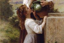 W.A. Bouguereau 1825-1905