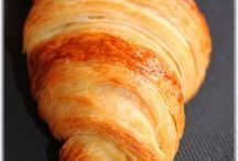 brioches, viennoiseries