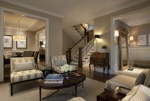 Entertainment Area/ Basement / by WLS S