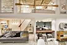 MOSSKITO interior design / MOSSKITO interior design Anna Csupor interior designer - works