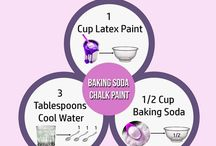 DIY chalk paint projects