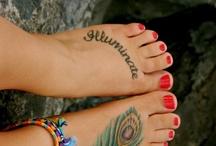 Tetovanie perá