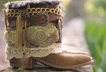 Superschöne vintage-boots