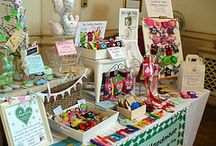Craft Fair Display Table