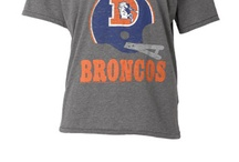 Broncos / by Shelley Pearne