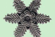 crochet irish / by Brenda Garín Yáñez