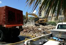 Demolition / Construction is on the way for a luxury one of a kind Condo Resort by Costa Hollywood.