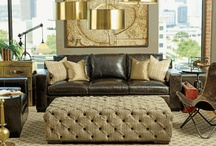 Color Palette: Brass Accents / by Colom & Brit Home Accessories