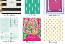 Planner Addict / Organization / by Diamond Duran