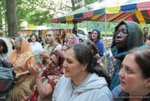HH Jayapataka Swami Visits Atlanta on Ocassion of Panihati Festival