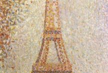 Georges Seurat (1859 - 1891) / Art from France.