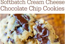 Cream cheese chic chip cookies