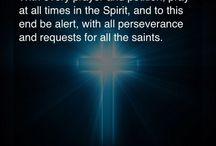 Prayers , bible readings