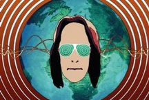 "Todd Rundgren Giveaway! / Win a signed portrait created by Todd Rundgren To celebrate the release of Todd Rundgren's new album ""Global,"" we offer fans the chance to win a portrait of themselves created and signed by Todd!  http://www.goldminemag.com/features/win-signed-portrait-created-todd-rundgren"