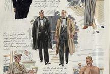 Apparel arts esquire 1930s