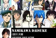 voice actors and their roles