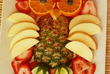 Fruit Platter Ideas / by Jeanne Van Warmelo
