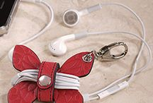 earbud/earphone holder