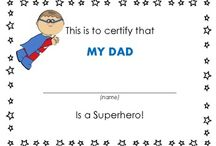 Fathers/Daddy's/Supermen
