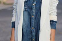 Jeans / Inspirações de looks jeans