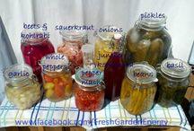 Turşu/fermented vegies