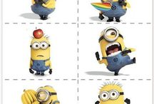 Minions / by Holly Prill