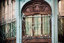 Jugendstil/ Art Nouveau