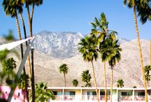 Palm Springs / Things to see & do ; places to stay; where to eat in Palm Springs.