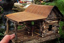 Fairy Villages Ideas