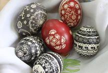 PISANKI / EASTER EGGS / ozdobne jajka wielkanocne