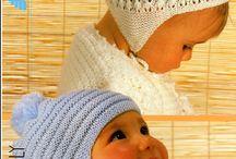 bebe şapkası